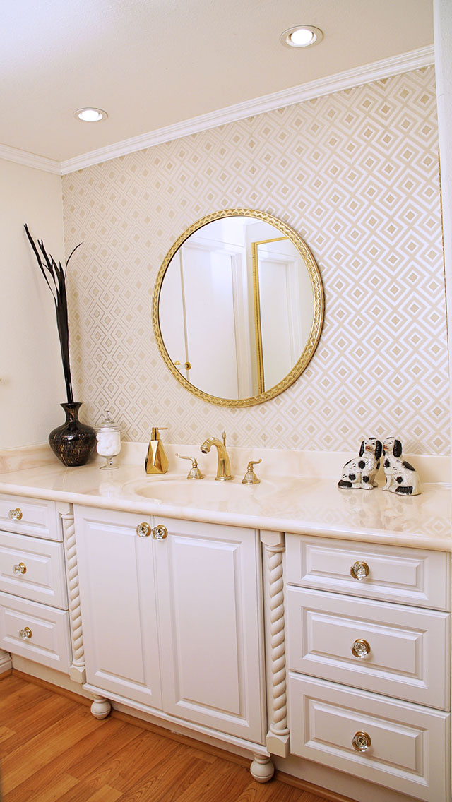 Home Decor // Master Bathroom