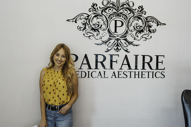 hannah-hagler, blogger, vegan-beauty-blogger, parfaire-forma-treatment, forma-treatment review