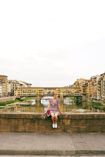 Wandering Through Florence