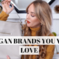 5 Vegan Fashion Brands You Will Love