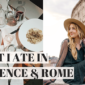 YouTube | What I Ate In Rome
