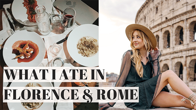 florence vlog, rome vlog, eating vegan in italy, what i ate in italy, vegan in florence, vegan in rome, vegan vlog, what i eat in a day