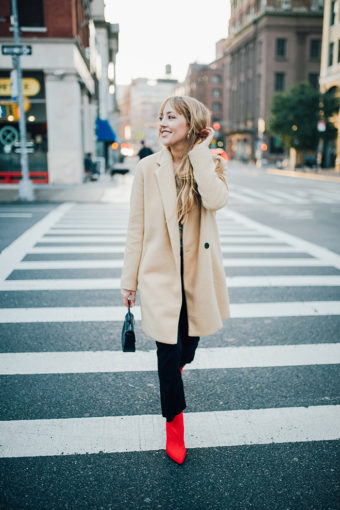 My Love Affair With Red Booties
