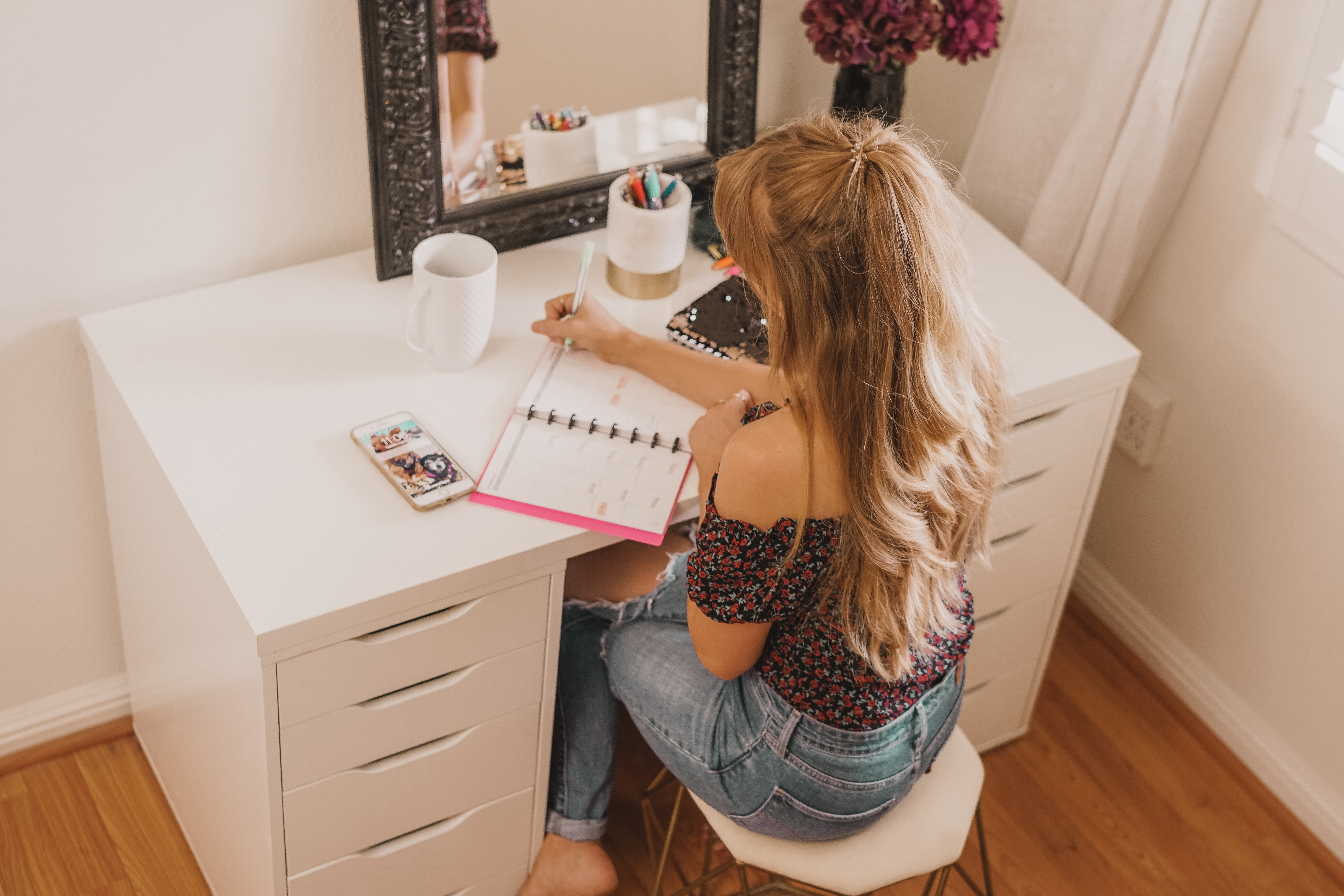 get more organized, tips for organization, organization tips, working from home tips, self-employed tips, office depot school supplies, back to school