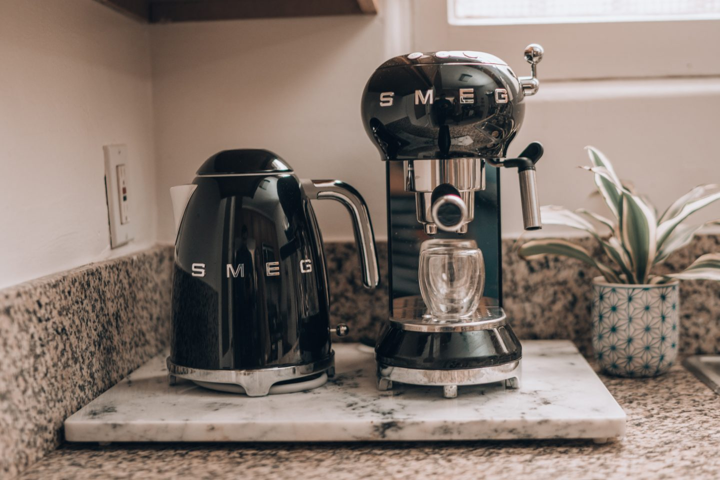 bed bath and beyond, smeg tea kettle, smeg espresso machine, what to register for, how to register