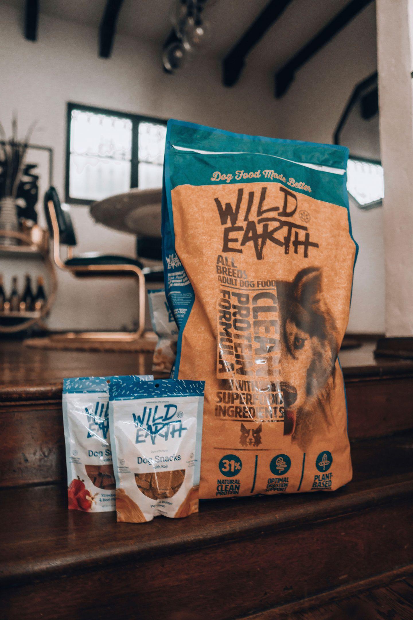 vegan dog food, vegan dogs, wild earth, can dogs be vegan